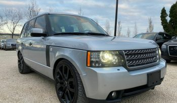2010 LAND ROVER RANGE ROVER HSE FULL SIZE