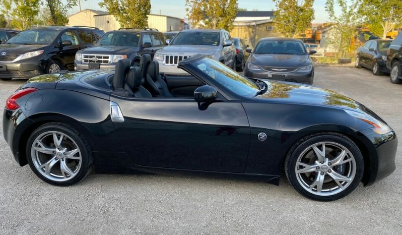 2011 NISSAN 370Z TOURING CONVERTIBLE full