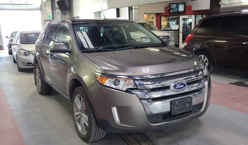 *SOLD PENDING APPROVAL* *CLEAN TITLE* 2013 Ford Edge LIMITED * SAFETIED * full